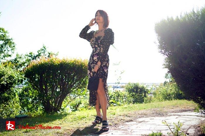 Redhead Illusion - Fashion Blog by Menia - Moderm Milkmaid Dress-08