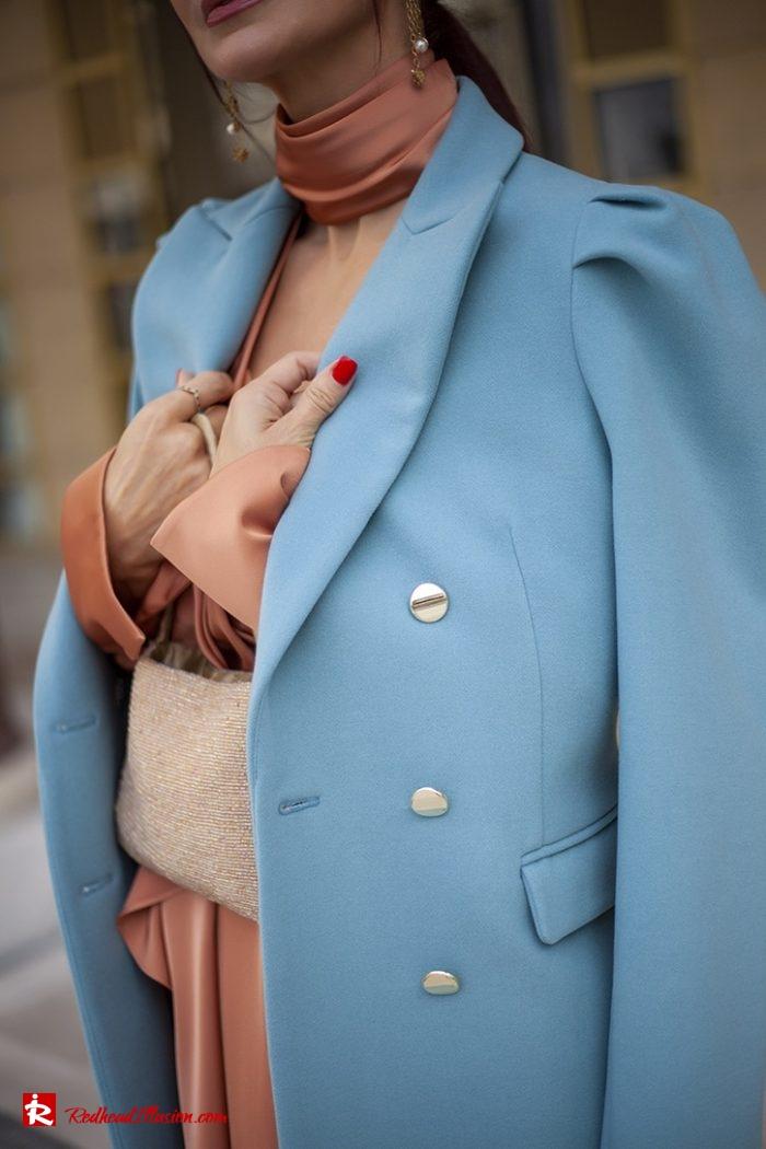 Redhead Illusion - Fashion Blog by Menia - Soft Elegance - Access Coat - Shein Dress-09