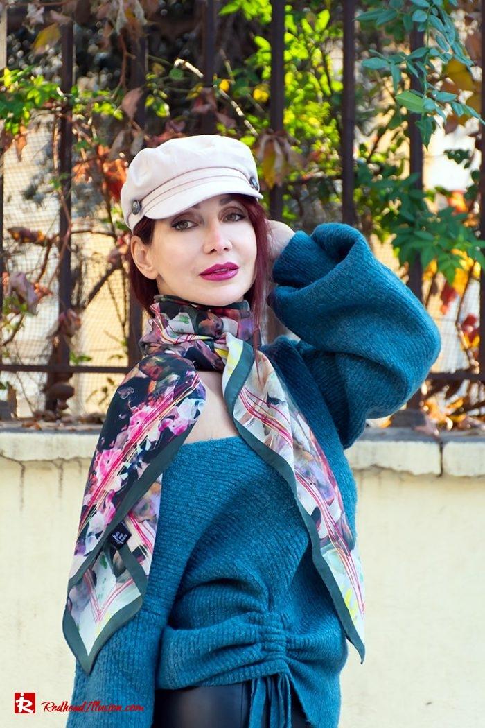 Redhead Illusion - Fashion Blog by Menia - Essential scarf Bet and Malfie-06