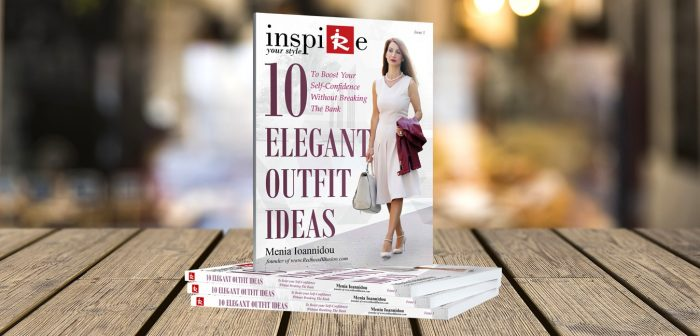 Redhead Illusion - Fashion eBook - 10 Elegant Outfit Ideas - Issue 1