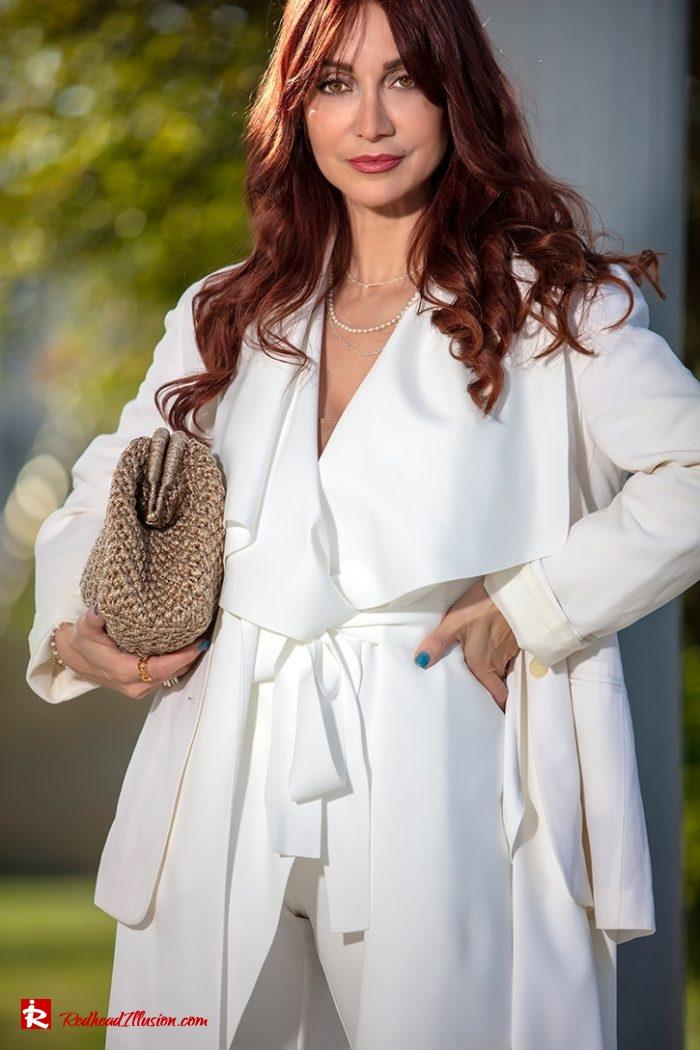 Redhead Illusion - Fashion Blog by Menia - Monochrome White-02