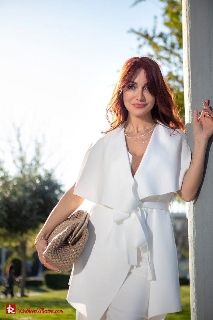 Redhead Illusion - Fashion Blog by Menia - Monochrome White-06
