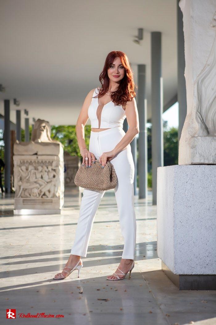 Redhead Illusion - Fashion Blog by Menia - Monochrome White-08