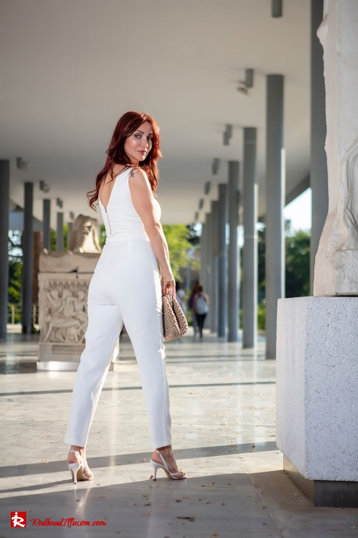 Redhead Illusion - Fashion Blog by Menia - Monochrome White-09