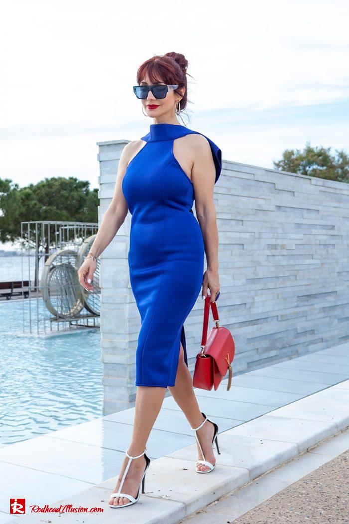 Redhead Illusion - Fashion Blog by Menia - The Perfect Cocktail Dress-02