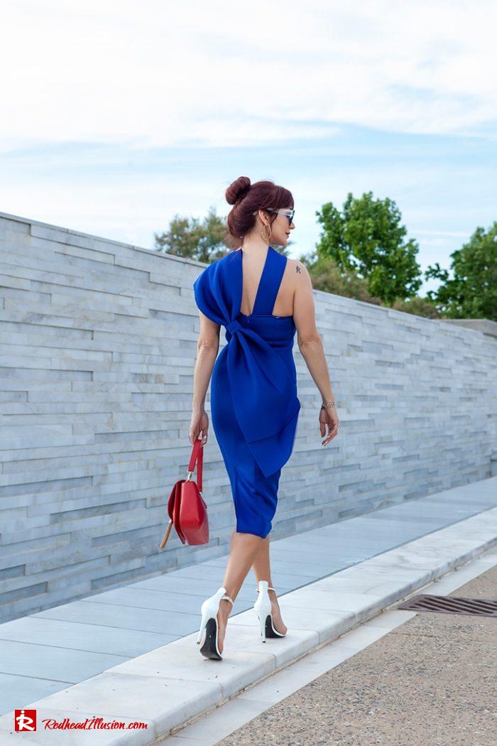 Redhead Illusion - Fashion Blog by Menia - The Perfect Cocktail Dress-03