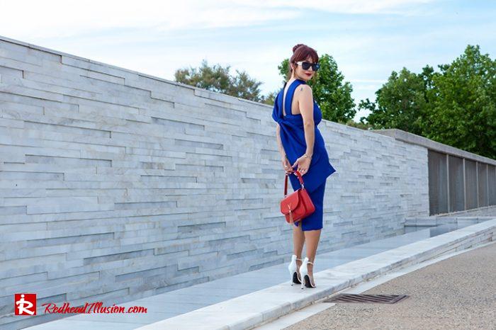 Redhead Illusion - Fashion Blog by Menia - The Perfect Cocktail Dress-04