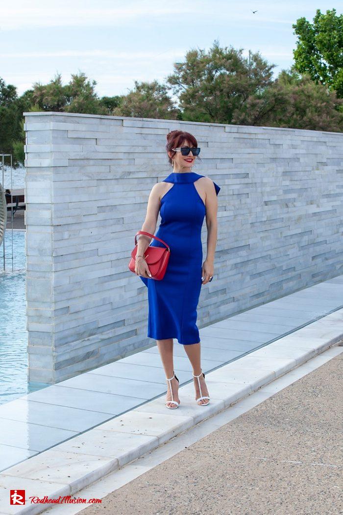 Redhead Illusion - Fashion Blog by Menia - The Perfect Cocktail Dress-05