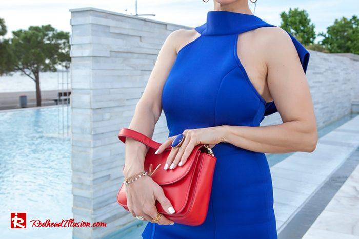 Redhead Illusion - Fashion Blog by Menia - The Perfect Cocktail Dress-06