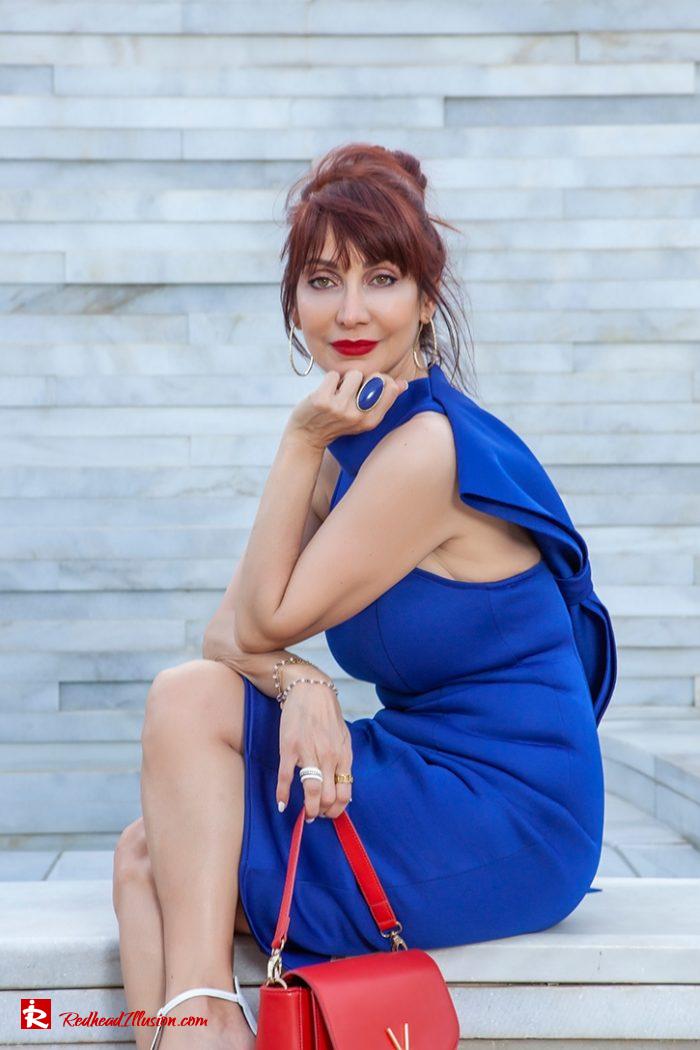 Redhead Illusion - Fashion Blog by Menia - The Perfect Cocktail Dress-09