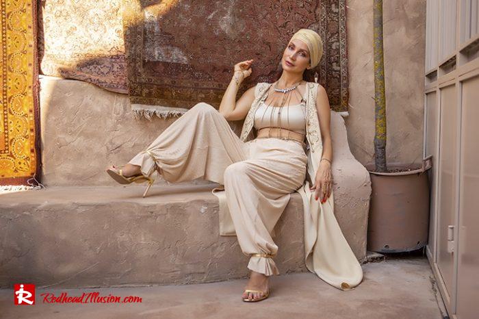 Redhead Illusion - Fashion Blog by Menia - Travel Through Your Style-10