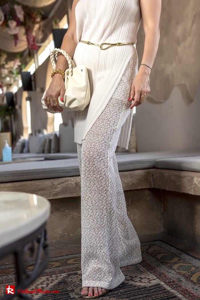 Redhead Illusion - Fashion Blog by Menia - Elegant Knitted Set-06