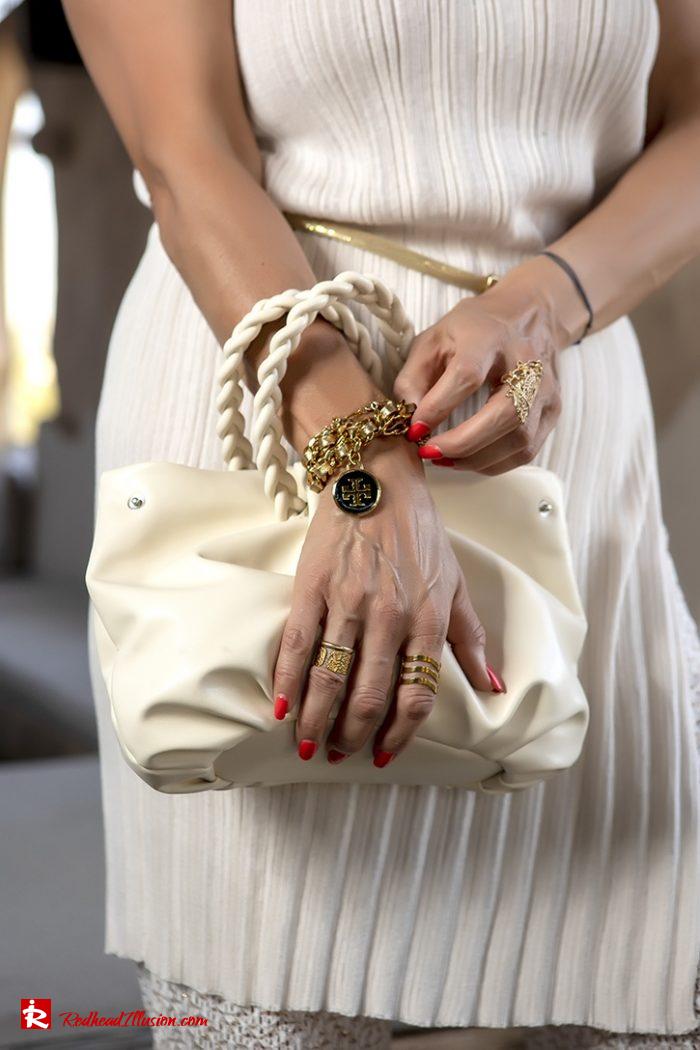 Redhead Illusion - Fashion Blog by Menia - Elegant Knitted Set-07