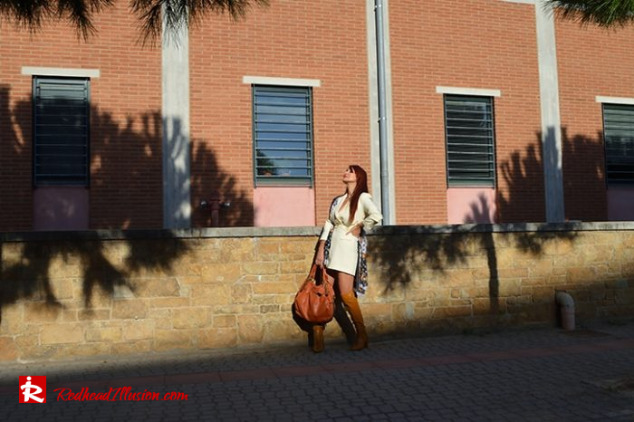 Redhead Illusion - Fashion Blog by Menia - From Spring to Autumn In Style-03
