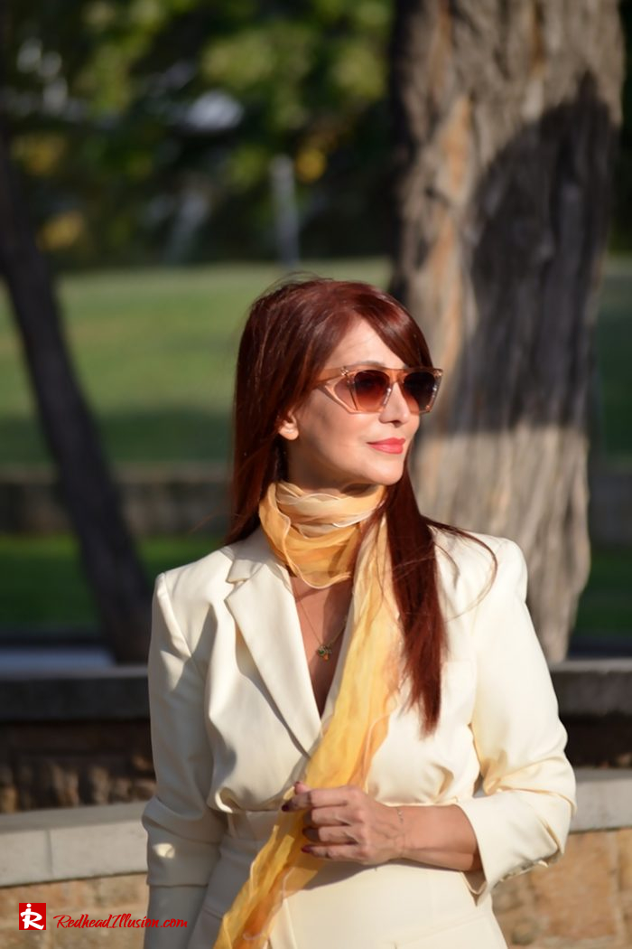Redhead Illusion - Fashion Blog by Menia - From Spring to Autumn In Style-12